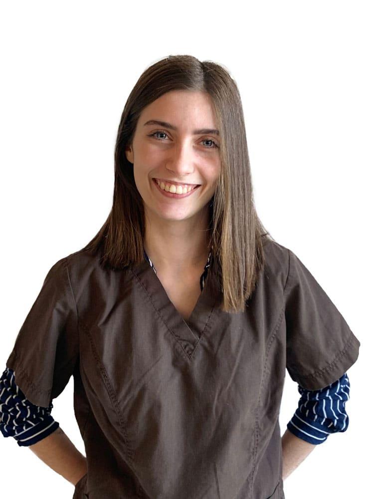 ORNELLA, assistante vétérinaire à Marguerittes